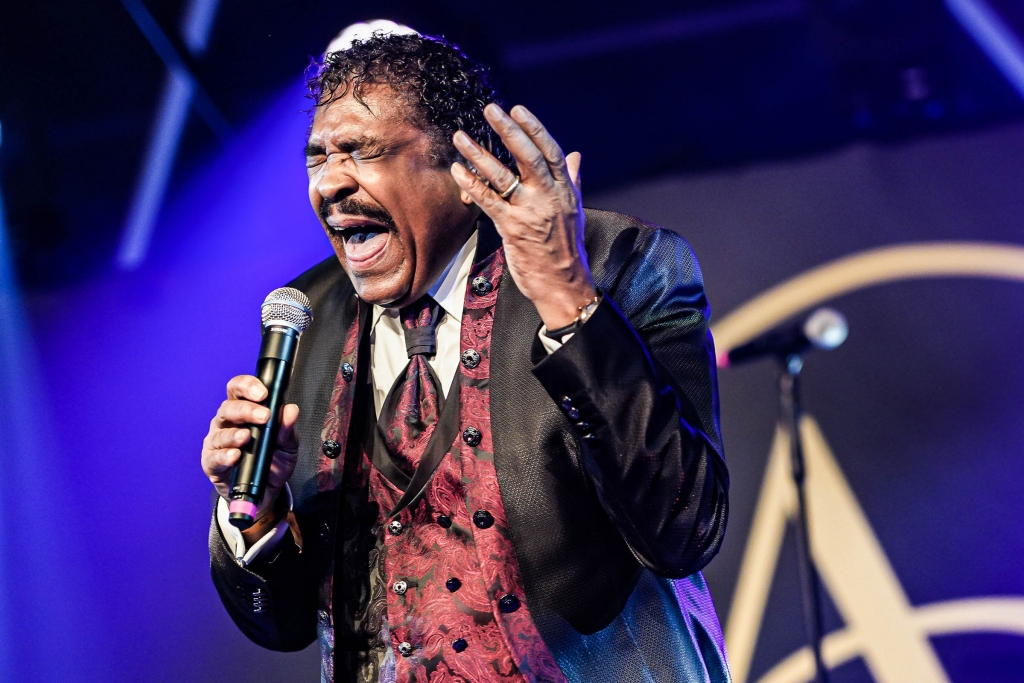 GEORGE MCCRAE, Aspria-Silvesterparty, Hannover, 2020