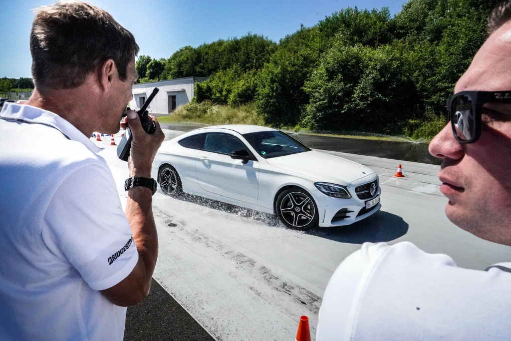 Mercedes Benz, Driving Event, Bilster Berg 2018