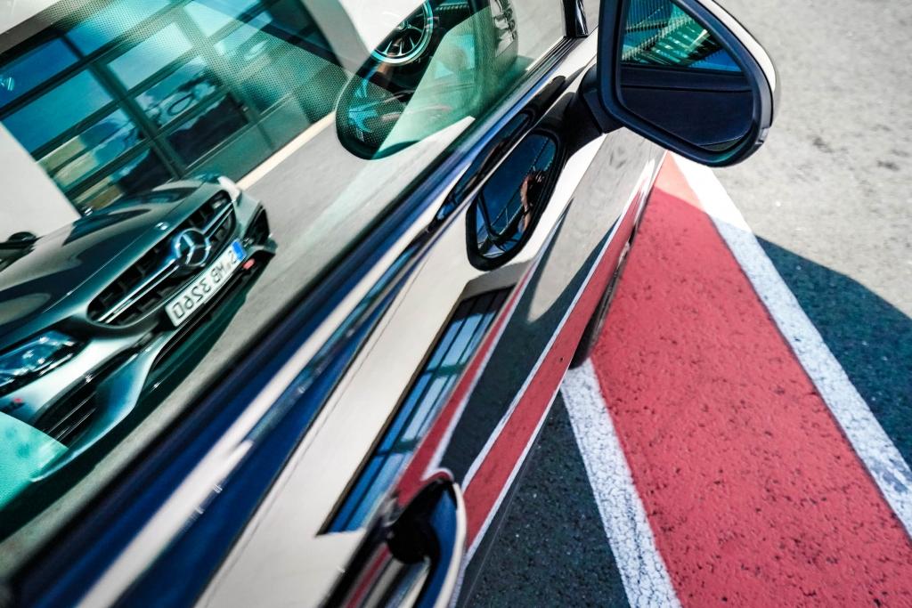 Mercedes Benz, Driving Event, Bilster Berg 2018