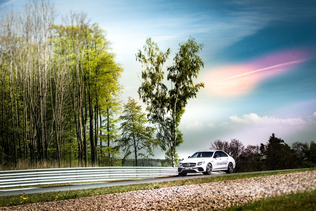 Mercedes Benz, Bilster Berg 2016, Driving, Flotten Sterne Driving Event