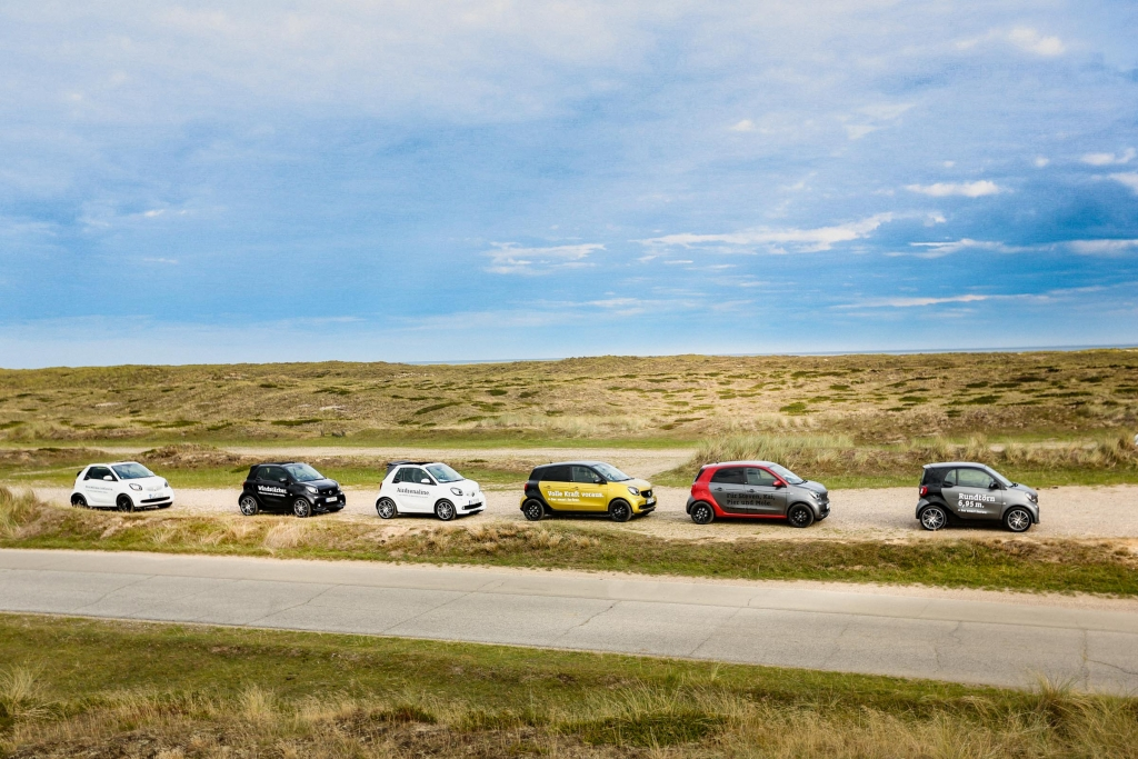Mercedes-Benz, Sylt, 2016, Driving Events