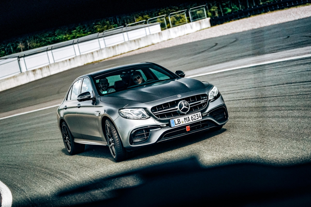 Mercedes-Benz, Bilster Berg, 2019, Driving Events