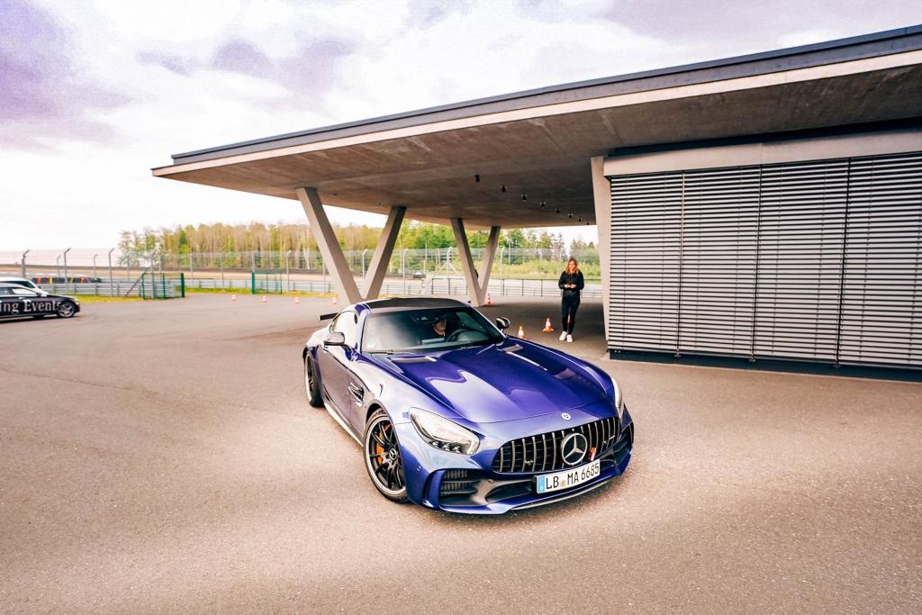 Mercedes-Benz, Bilster Berg, 2019, Driving Events
