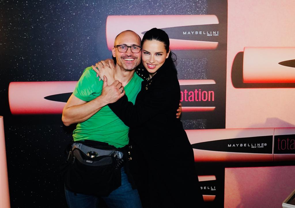 Adriana_Lima, Jan_Dommel, Berlin, Maybelline, Fashion-Week