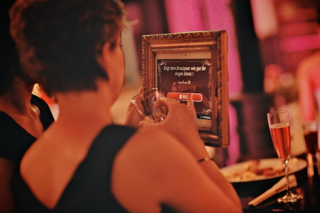 Videobotschaften von Euren Gästen // WeddyCam-App